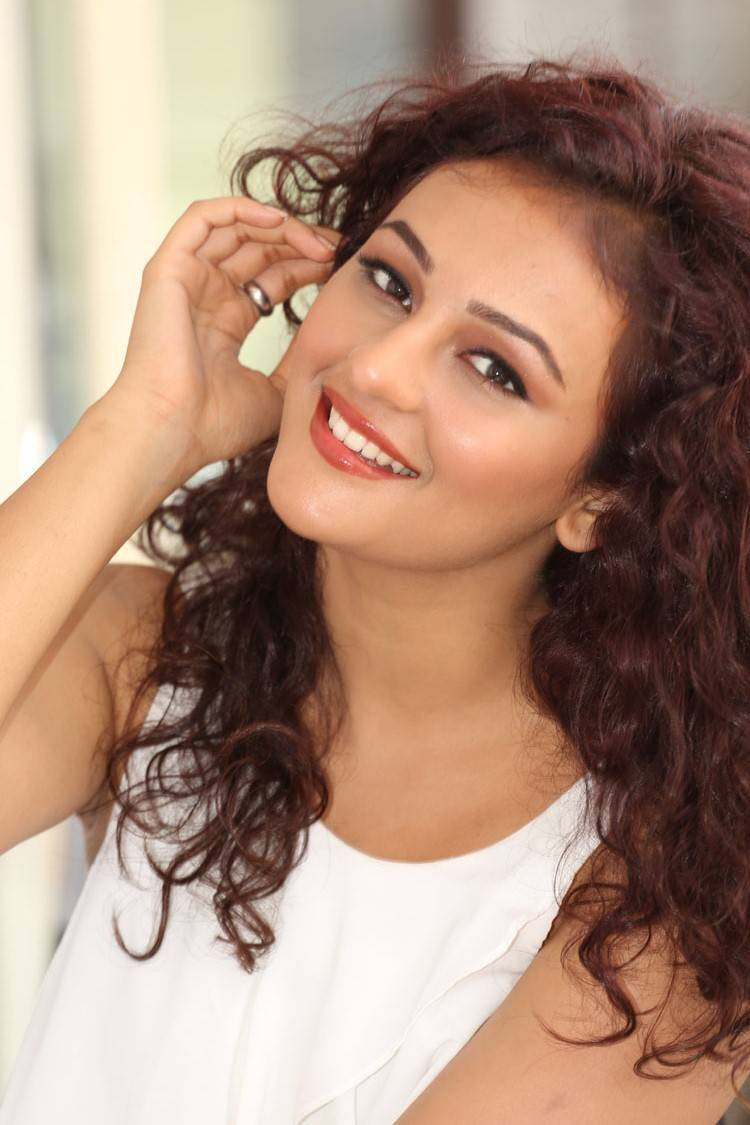 Seerat Kapoor At Columbus Interview Stills - South Indian -3720