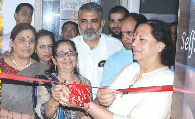 Legislative Boundary Trikha did a duly inaugurated Self-Ace Academy