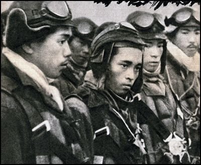 WW2 Japanese Kamakazee Pilots