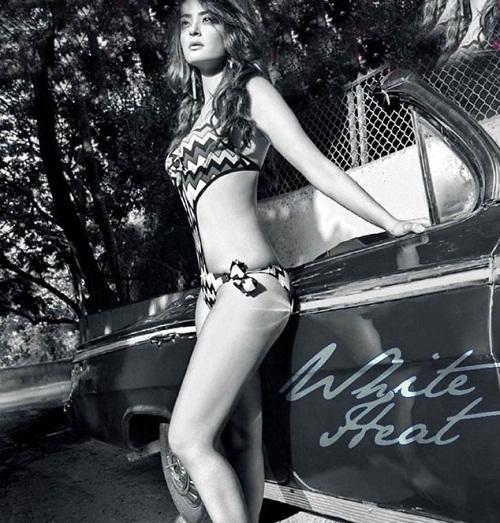 Surveen Chawla Bikini Photoshoot