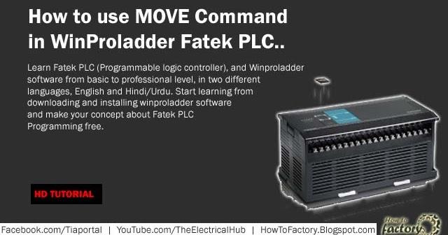 Fatek plc winproladder software download.