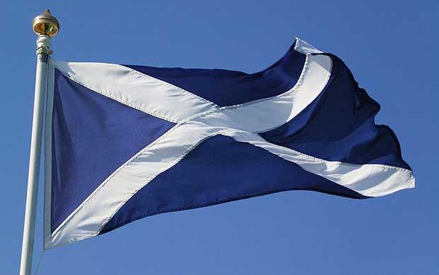 Η Σκωτία έχει την αρχαιότερη σημαία στον κόσμο - For Celtic and Scotland