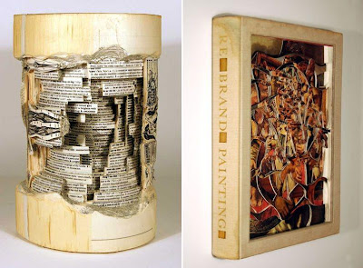 Cool and Creative Ways To Reuse Books (50) 26