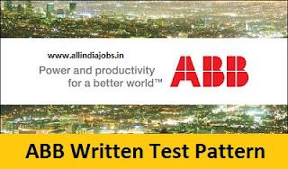 ABB Test Pattern