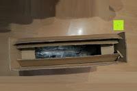 Verpackung öffnen: Andrew James 40cm Standventilator mit Chromfinish – 60 Watt Motor, Verstellbare Höhe, 3 Geschwindigkeitseinstellungen, verstellbare Neigung und Schwenkfunktion + Hochbeanspruchbar – 2 Jahre Garantie