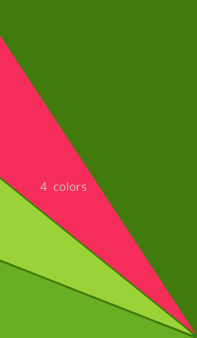 4 colors for christmas 2