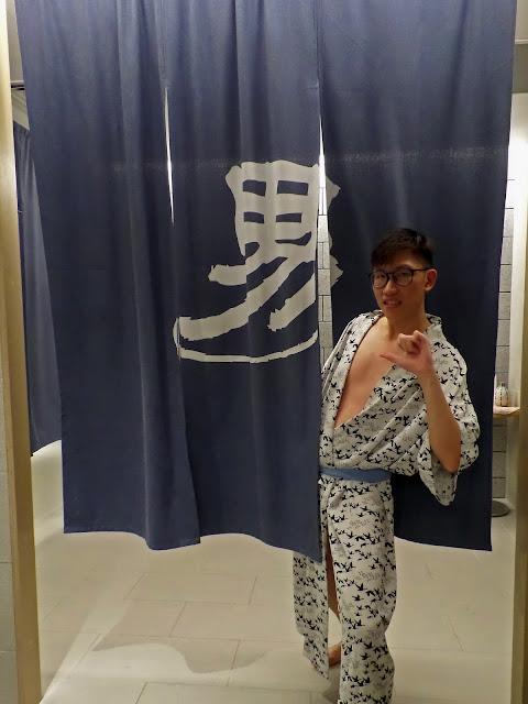 Yunomori Onsen & Spa Singapore