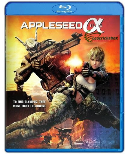 Appleseed Alpha 720p