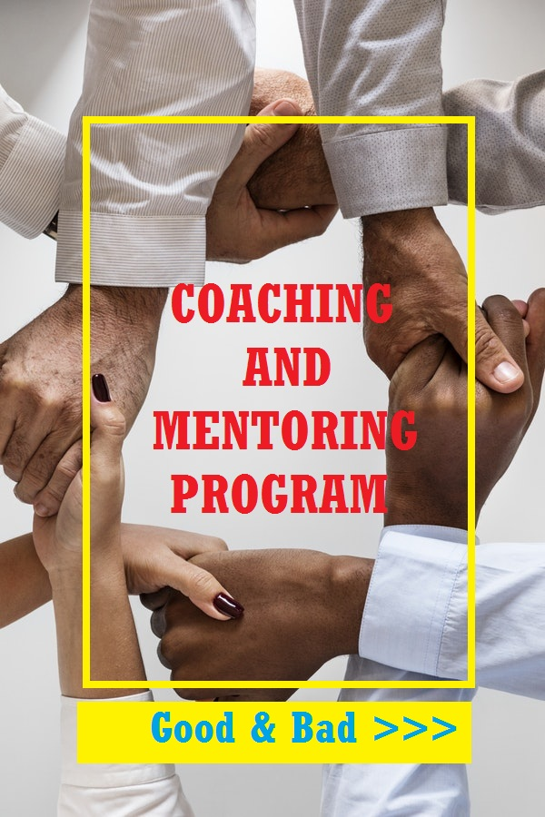 Sales coaching and mentoring program
