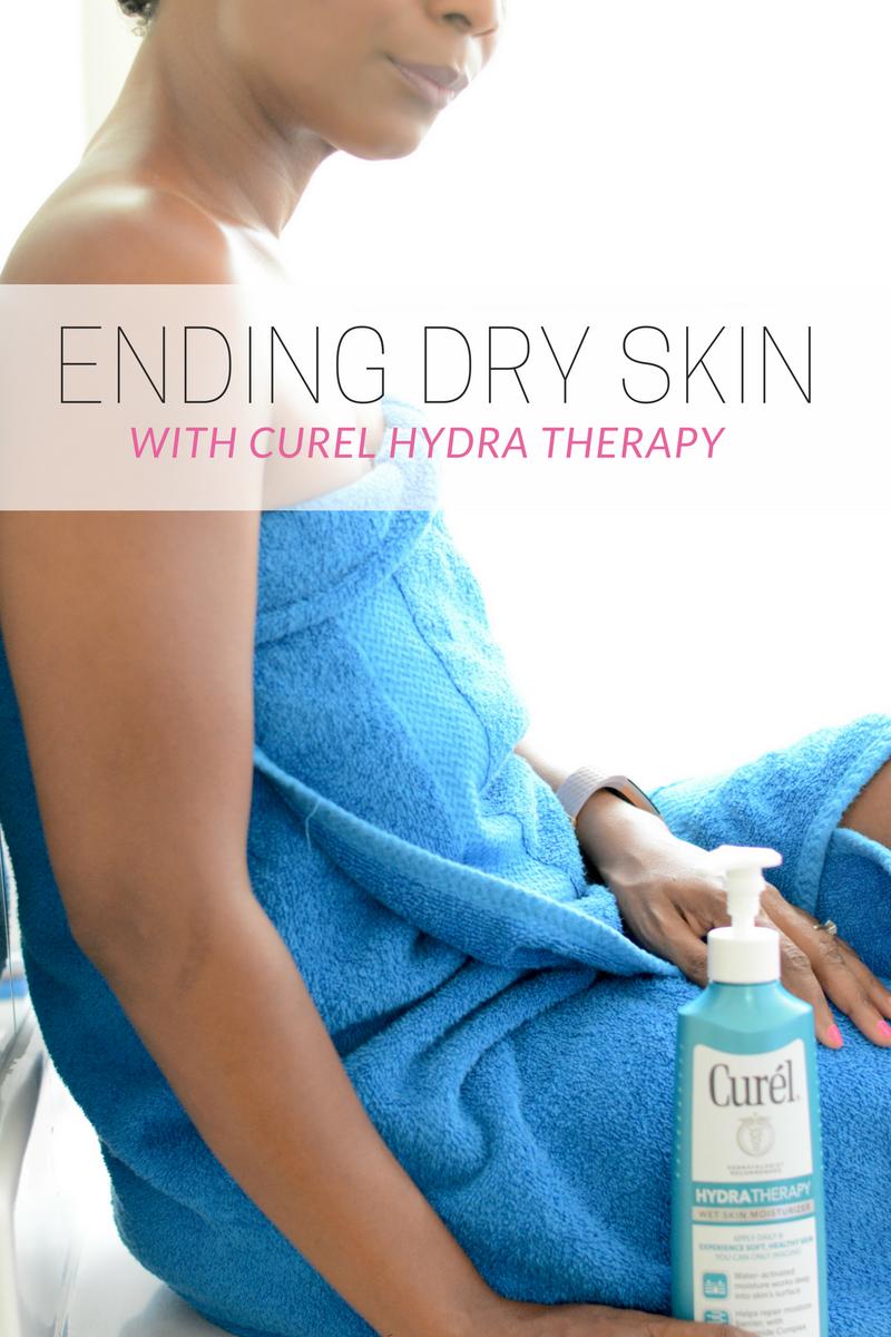 ending dry skin