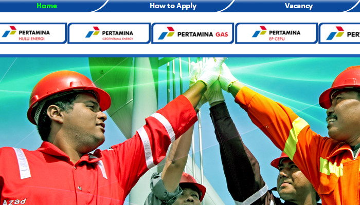 Recruitment PT.Pertamina (Persero)