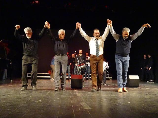 Καλλιτεχνική απεικόνιση του Πυρρίχιου χορού (Video)