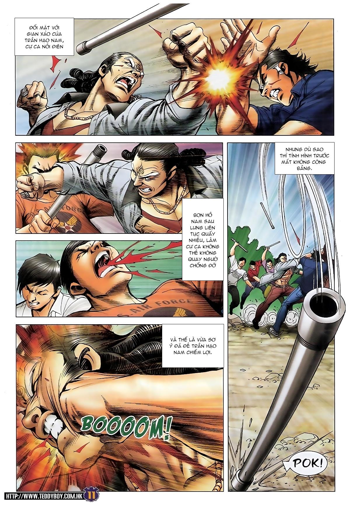Người Trong Giang Hồ - Chapter 1550: Hai chọi Hai - Pic 9