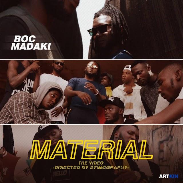 #VIDEO: B.O.C- MATERIAL