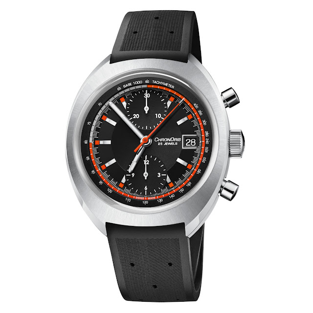 Oris Chronoris Limited Edition 2018