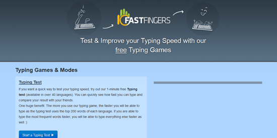 Top 5 Best Websites Increase-Improve Typing Speed
