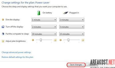 5 Tips Agar Baterai Laptop Lebih Awet