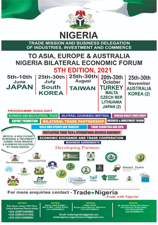NIGERIA JOINT TRADE MISSION