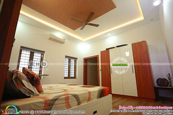 Bedroom 1 interior 2019