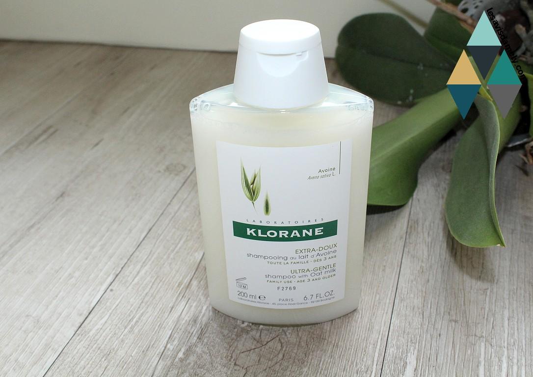 shampooing doux pour cheveux fragiles