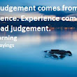 Sayings And Quotes On Judgement