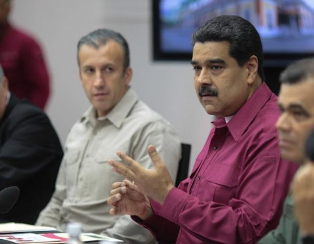 Maduro anuncia aumento del 30% de sueldo