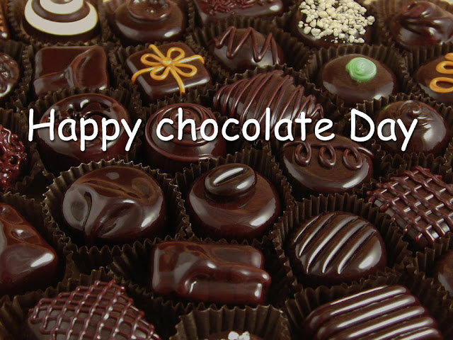 Happy Chocolate day SMS in English