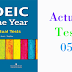 Listening TOEIC Of The Year - Actual Test 05