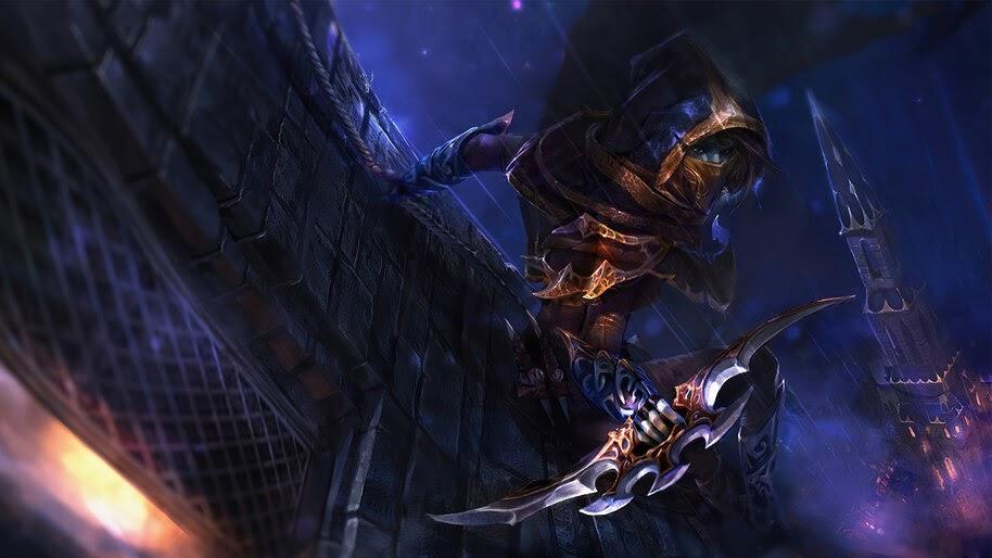 Phantom Assassin, Dota 2, Creeping Shadow, Set, 4K, #5.2072