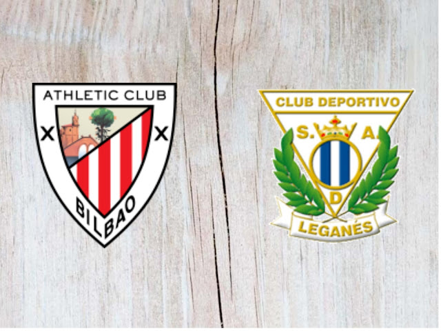 Athletic Bilbao vs Leganes - Highlights - 20 August 2018