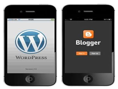 Perbandingan WordPress dan Blogger. Lebih Bagus yang Mana?