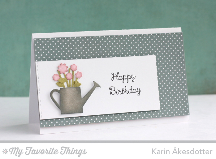 Peppermint Patty's Papercraft: My Favorite Things - the day after ...
