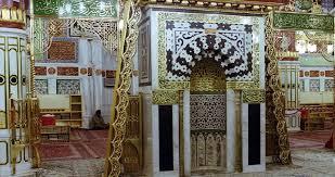Banyak Orang Rela Ngantri dan Berdesak-desakan di Raudhah, Sebenarnya Ada Apa Disana?