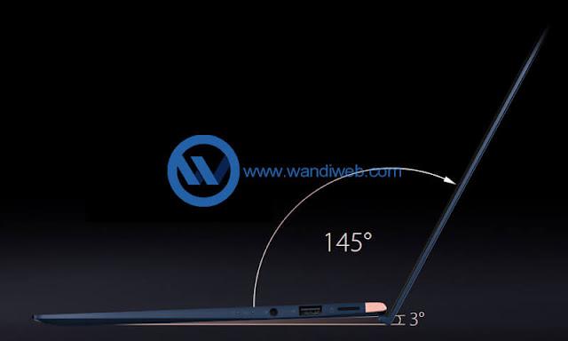 Review Asus ZenBook 14 UX433FN, Laptop Keren Performa Tangguh - WandiWeb