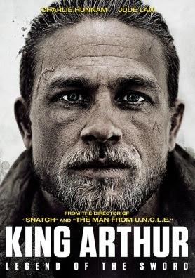 King Arthur: Legend of the Sword [2017] V2 *Fuente WEB-DL-Latino 5.1* [NTSC/DVDR- Custom HD] Ingles, Español Latino