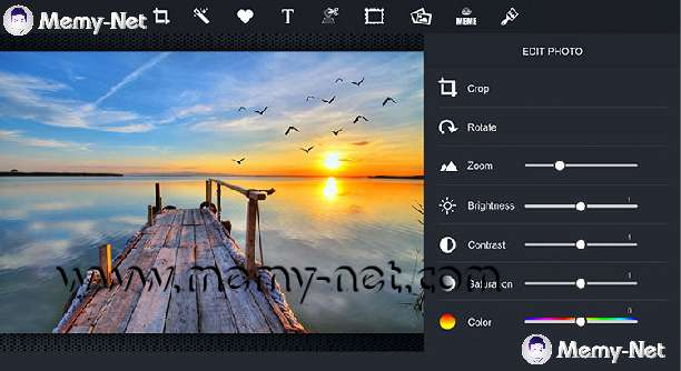 Edit Photos Online