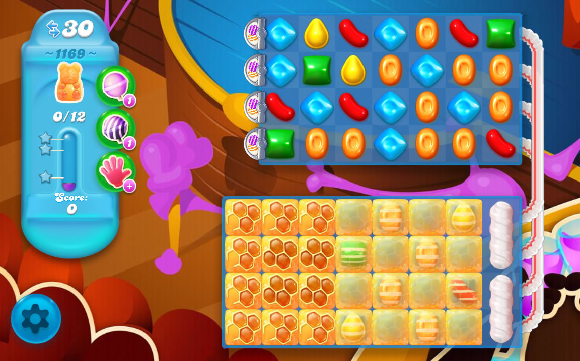 Candy Crush Soda Saga level 1169