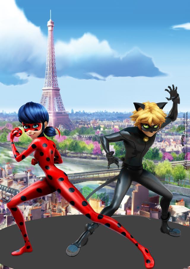 """Gloob e Chaim Produções anunciam show oficial de """"Miraculous – As Aventuras de Ladybug"""""""