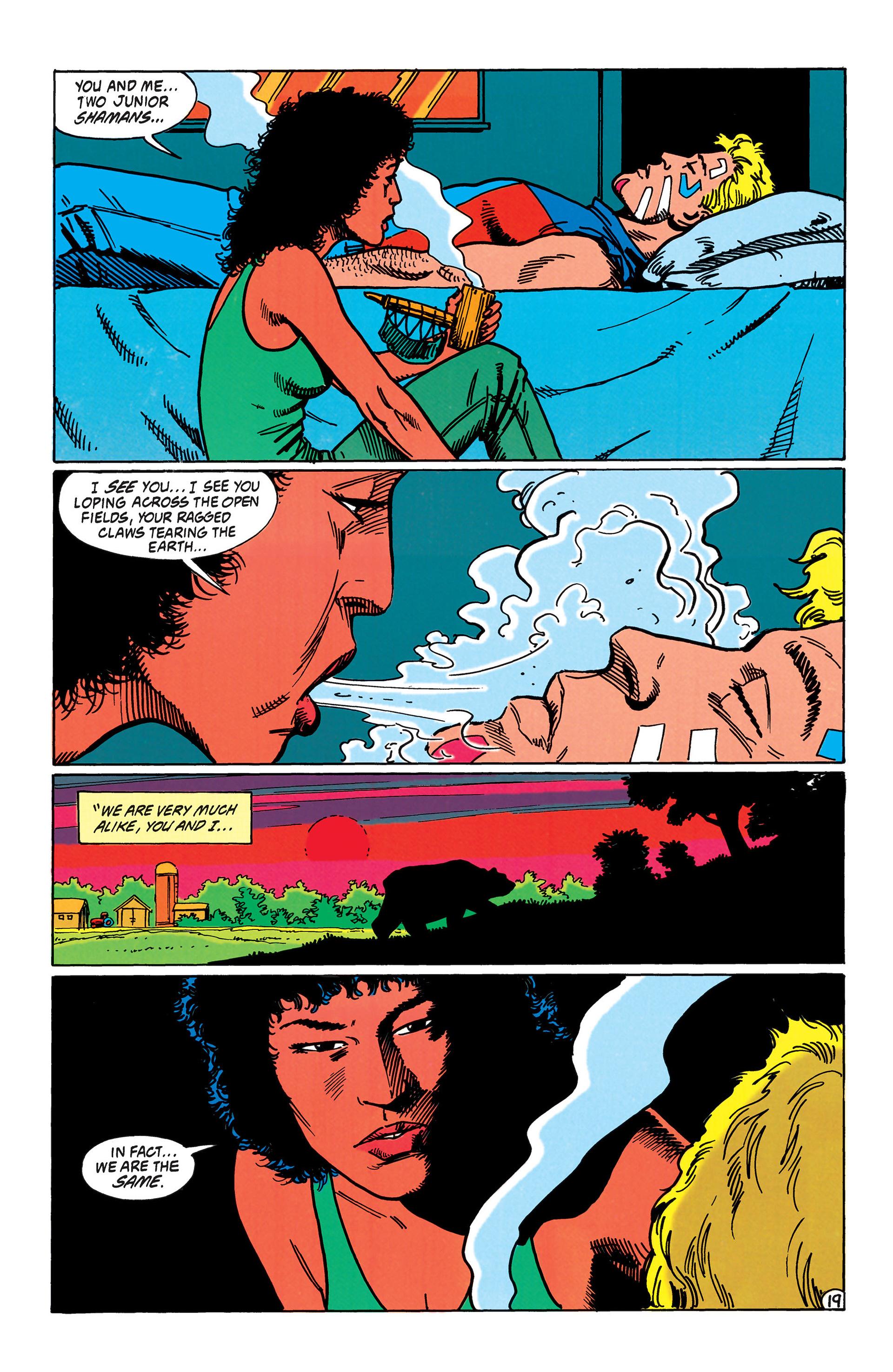 Read online Animal Man (1988) comic -  Issue #43 - 20