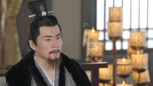 First Episode Recap Secret of the Three Kingdoms