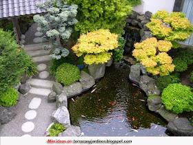 Cómo Decorar Un Jardín De Estilo Zen Terrazas Y Jardines