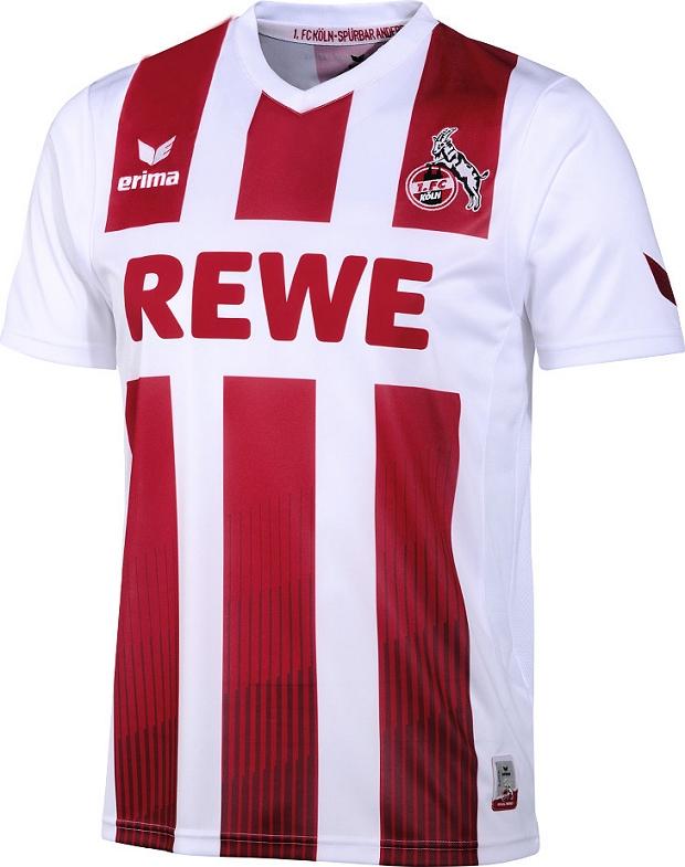 Erima lança as novas camisas do Colônia - Show de Camisas bb6b69dadeb46