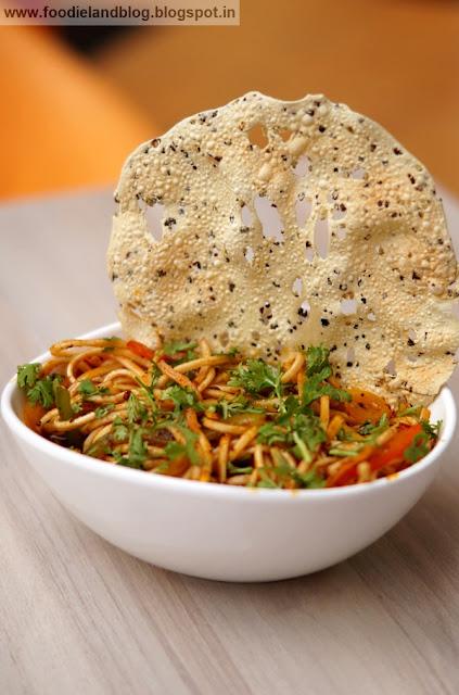 Noodle Rasam Bowl @ Stuffd | Indiranagar | Bangalore