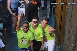 IMG 0015 - 13ª Parada do Orgulho LGBT Contagem reuniu milhares de pessoas