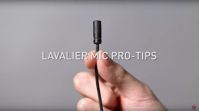Lavalier Mics Pro-Tips