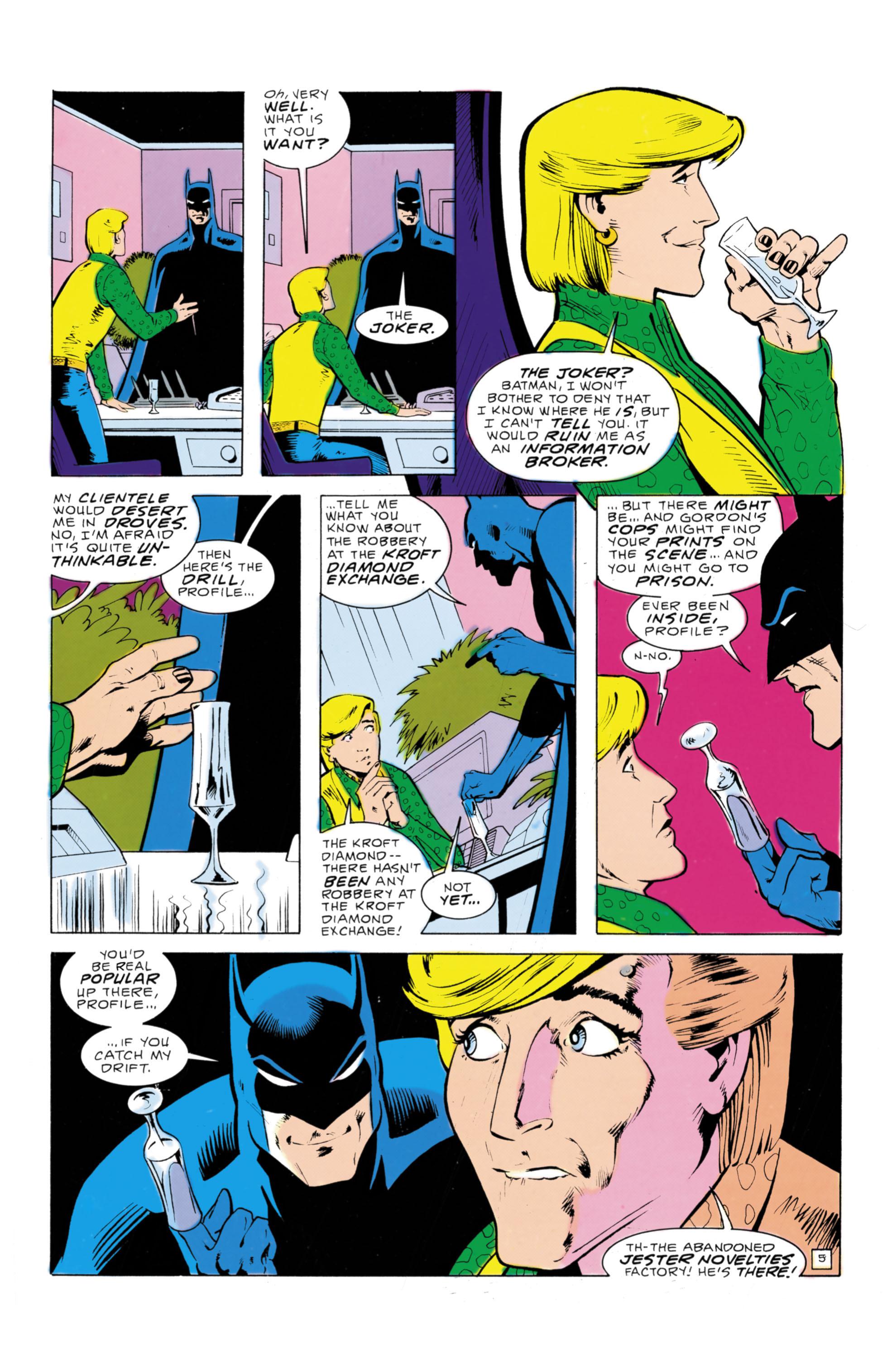 Detective Comics (1937) 570 Page 5
