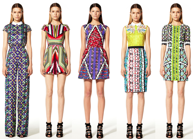 Attention Fashionistas! Peter Pilotto For Target Is Here