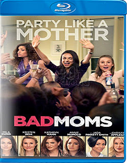 DVD & Blu-ray Release Report, Bad Moms, Ralph Tribbey