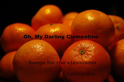 Oh, My Darling Clementine l Barefoot Books-LadyD