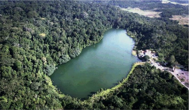 Danau Lingkat Kerinci